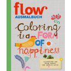 Flow Ausmalbuch