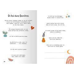 """Flow Eintragbuch """"Nicht perfekt - auch schön!"""""""