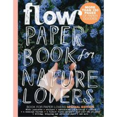 Flow Paper Book for Nature Lovers