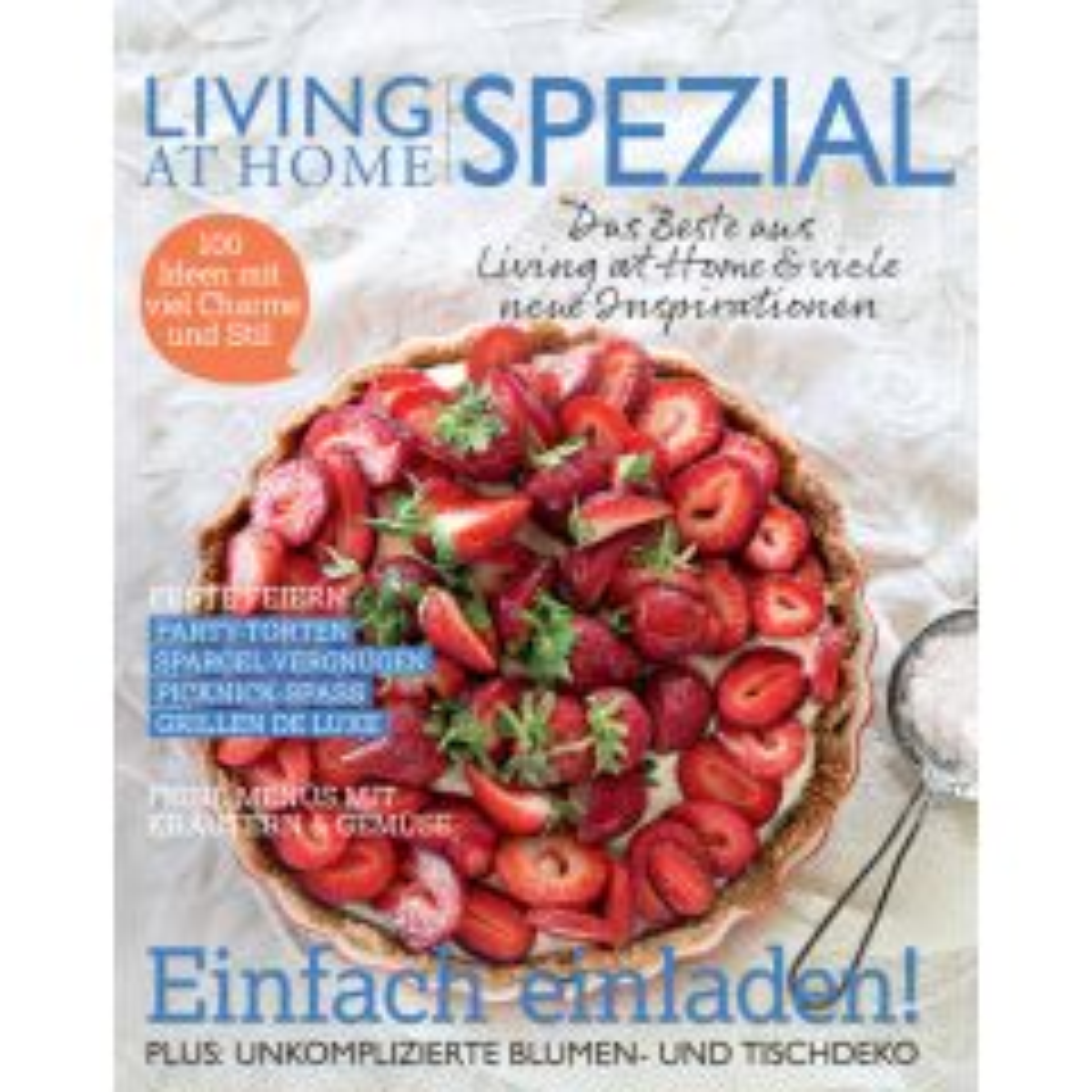 Living at Home Spezial 19/2016 - Einfach einladen