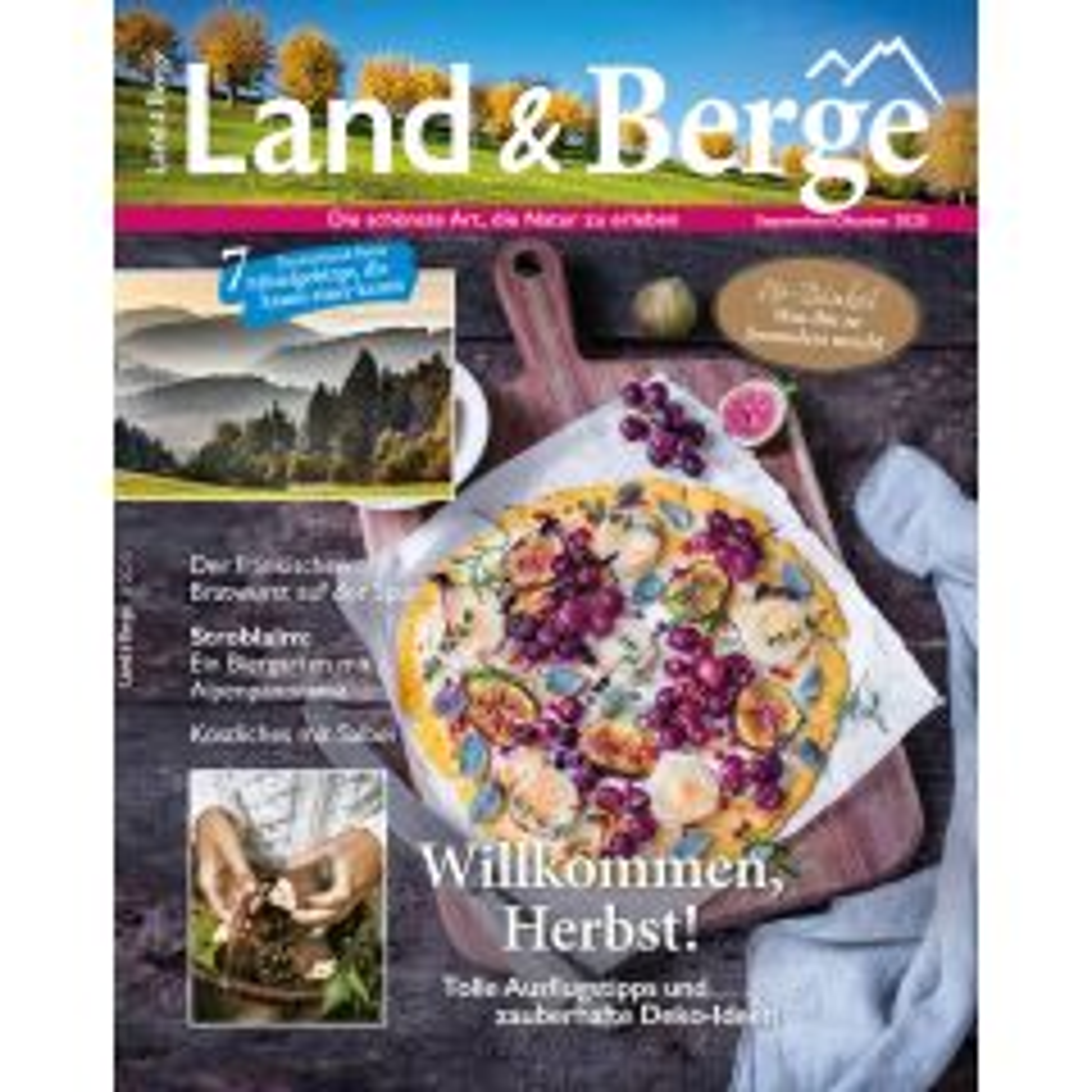 Land & Berge 5/2020