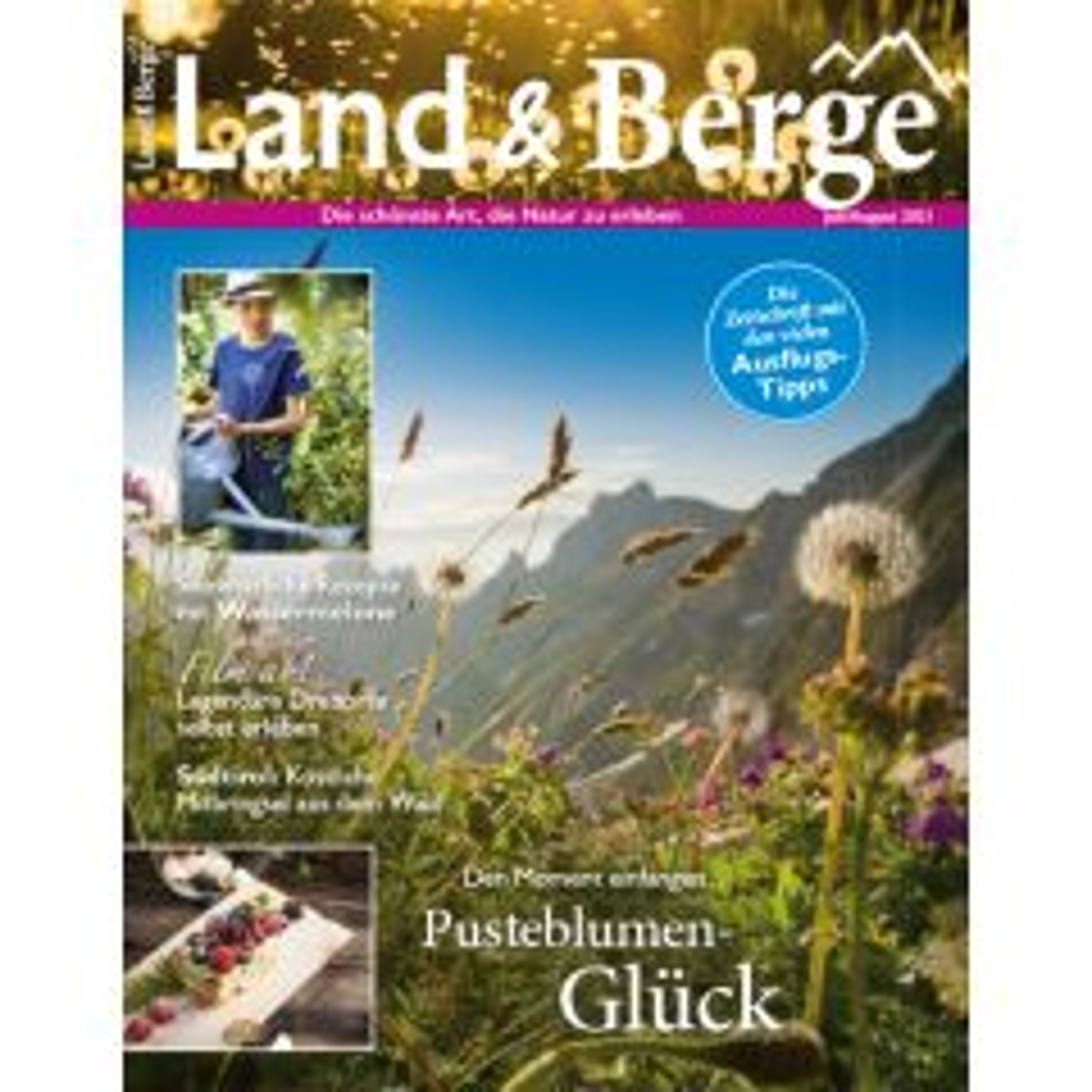 Land & Berge 4/2021