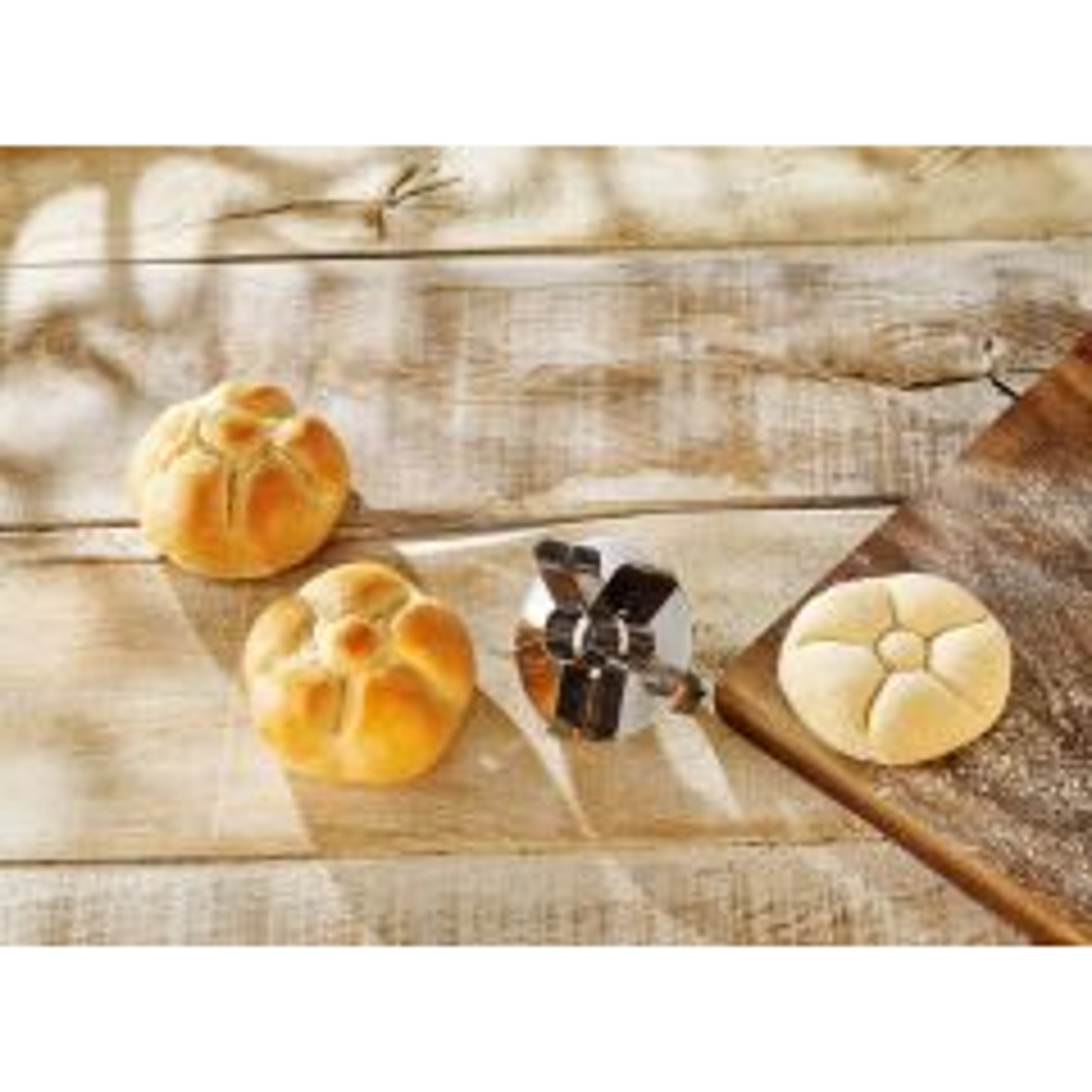 Einfach hausgemacht - Backset Brot und Brötchen (Set)
